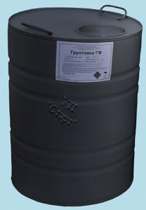 Грунтовка ГФ021 в бочках 50 литров